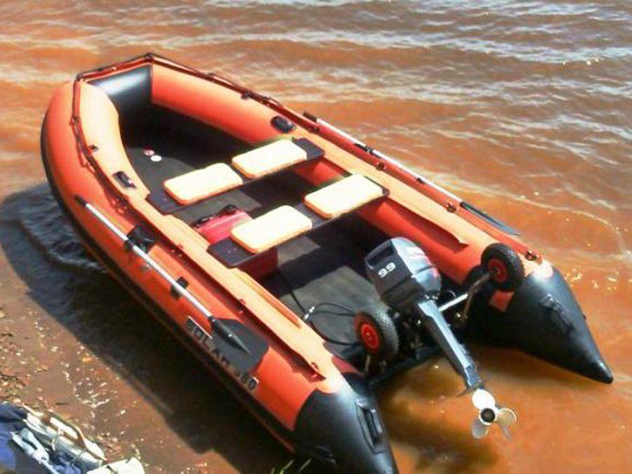солар тюнинг лодок