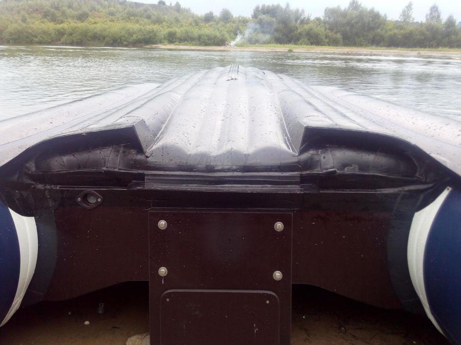 надувные лодки с водометными моторами