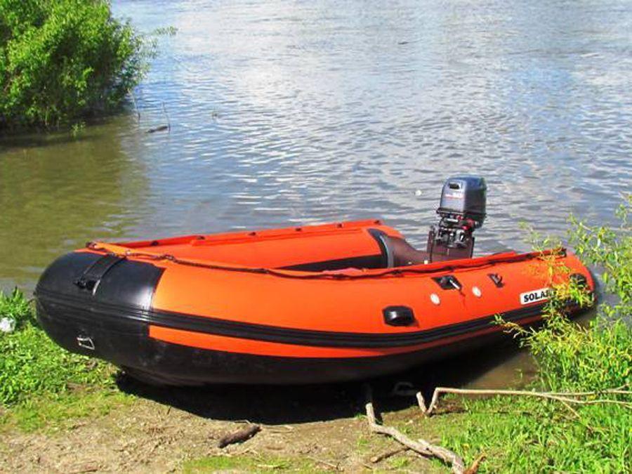 купить лодку солар 400 в красноярске