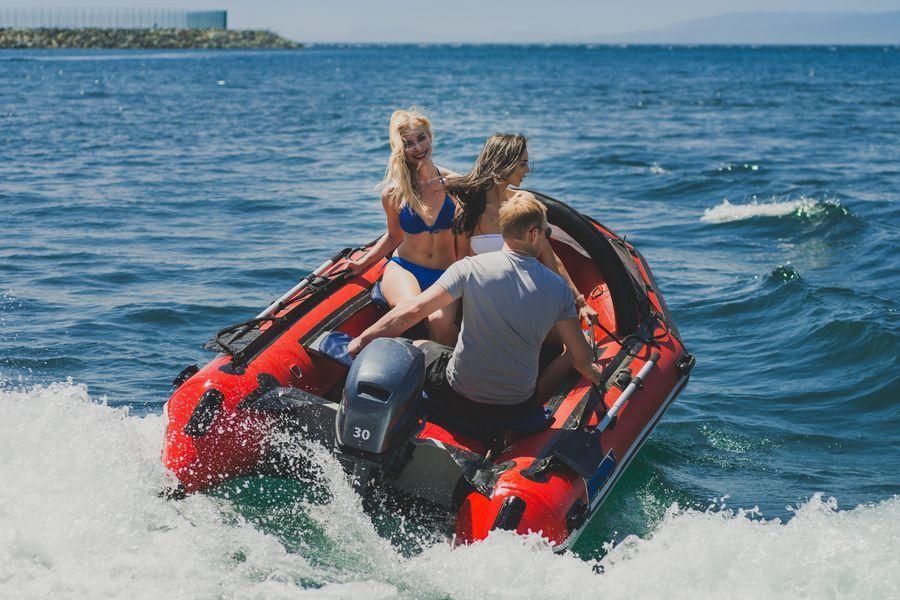 рейтинг надувных лодок без мотора