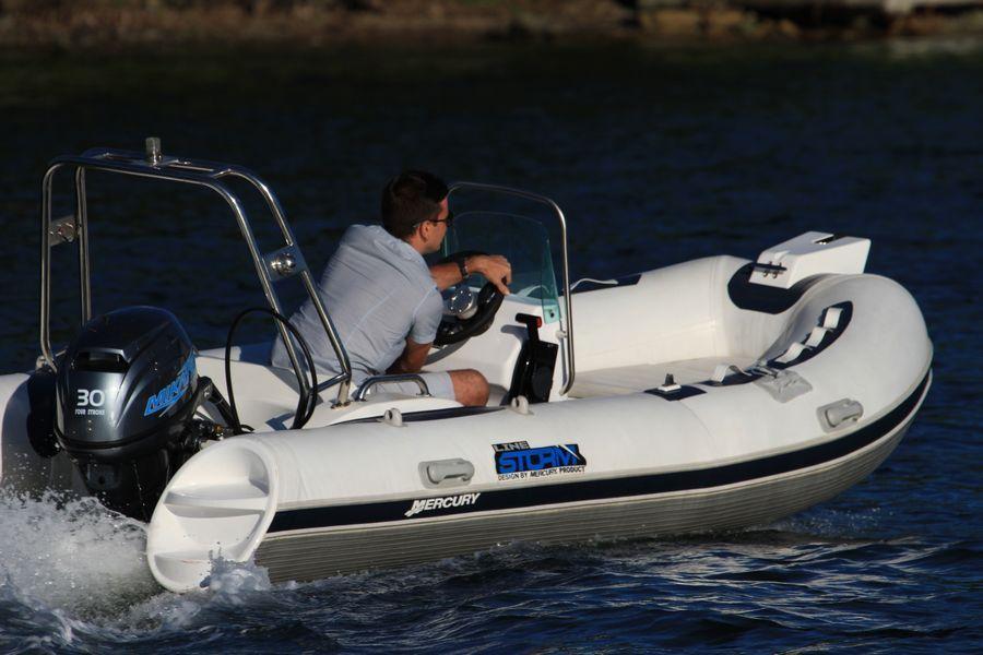 морские надувные лодки люкс
