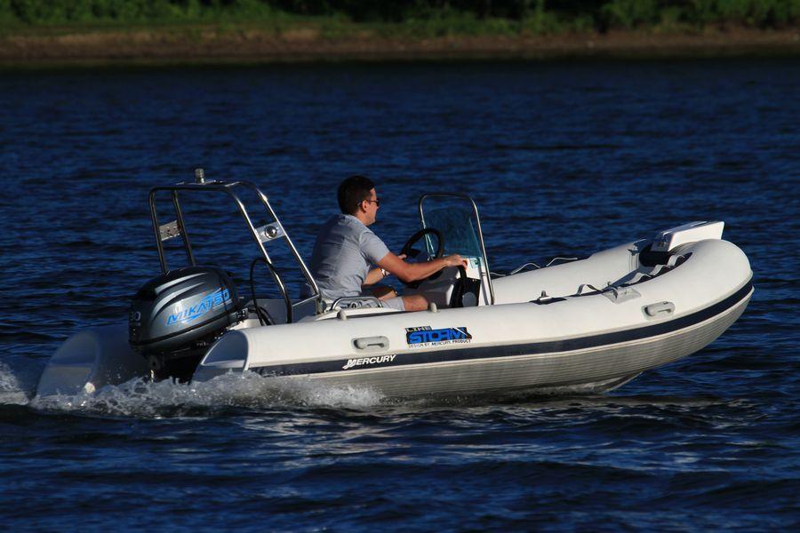 тех характеристики лодки казанка 5м4