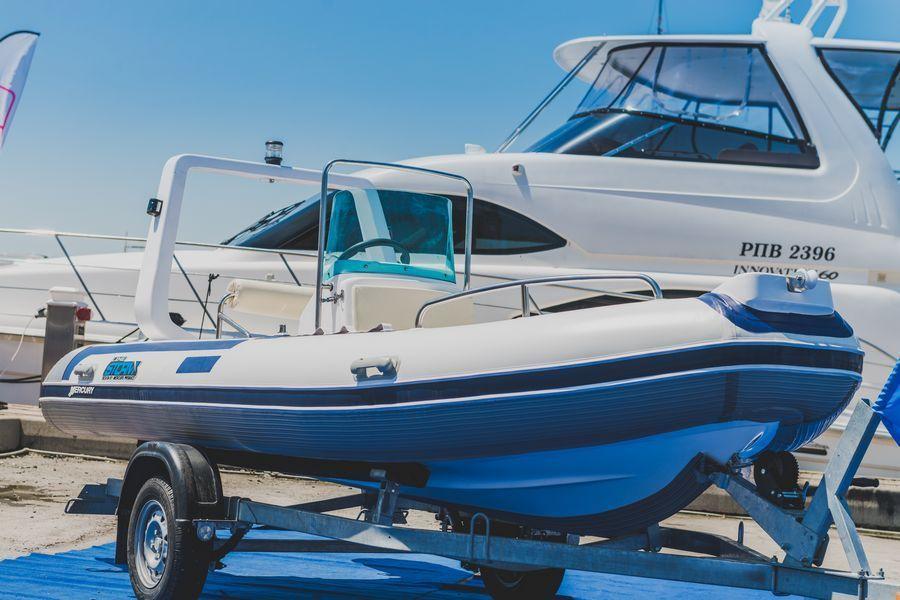 катера и лодки риб на авито