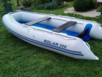 Лодка пвх солар 350 цена