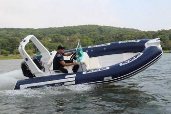 Увеличить фото ПВХ лодки Stormline RIB Ocean Drive Extra 500.