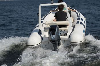 Увеличить фото ПВХ лодки Stormline RIB Ocean Drive Luxe 500.
