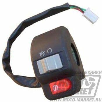 IRBIS Блок переключателей правый Z50R,TORNADO,RANGER - купить IRBIS Блок переключателей правый Z50R,TORNADO,RANGER...