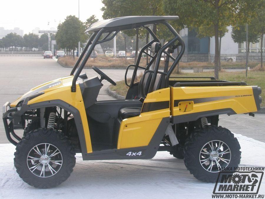 Мотовездеход Linhai-Yamaha 700 cc  Продажа и доставка
