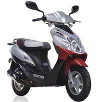 Китайский скутер UMC Baotian BT49QT-9R3. Увеличить изображение...