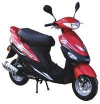 Китайский скутер UMC Baotian BT49QT-9. Увеличить изображение...