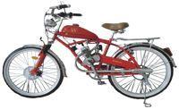Китайский велосипед с мотором Forester GMG. Увеличить изображение...