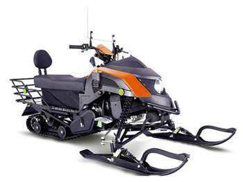 Увеличить фото снегохода SNOWMAX T-200.