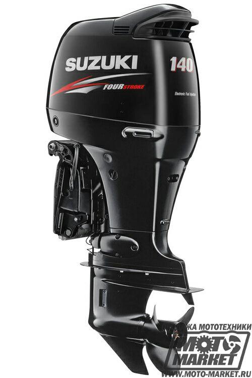 лодочные моторы suzuki df-140-atl