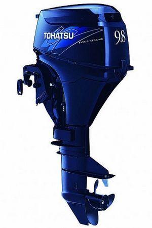 лодочный мотор тохатсу 9.8 инструкция по эксплуатации - фото 5