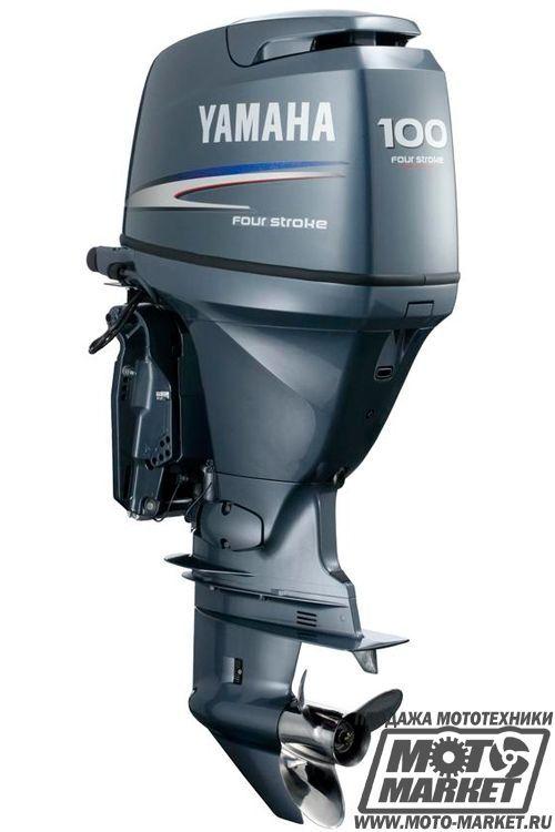 лодочные моторы ямаха f100