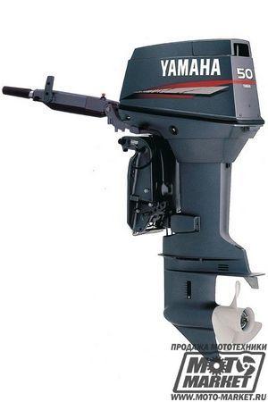 мотор yamaha 50 hmhos
